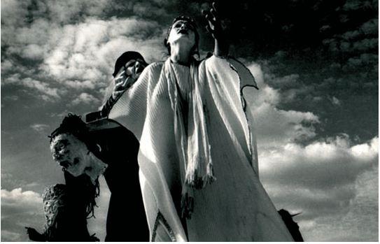 """Las Bacantes"", de Eurípides. Grupo Thiasos. X Festival Juvenil de Teatro Grecolatino de Segóbriga. 14 de Mayo de 1993"