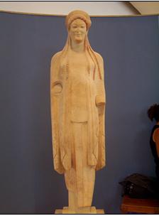 Koré s. VI a.C.