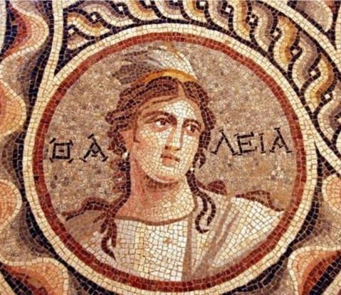 Mosaico Calíope